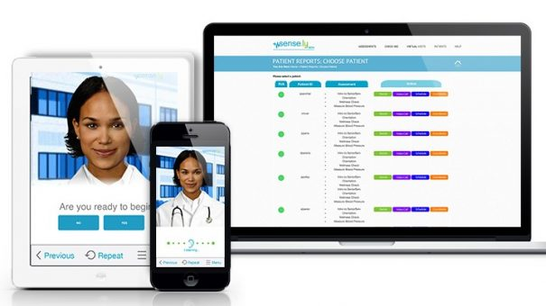 Sensely raise $8m to develop 'Virtual Nurse' app