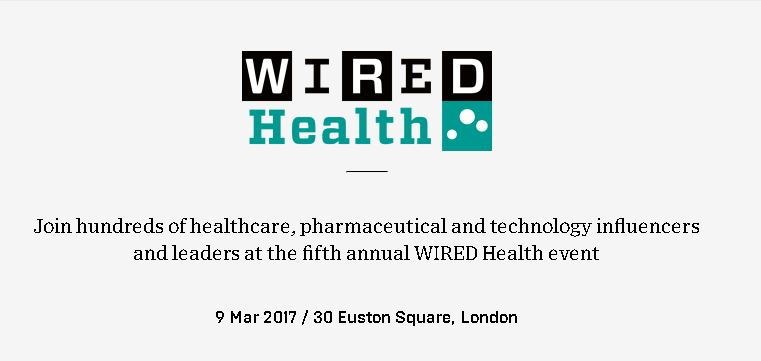 Wired Health Conference 2017