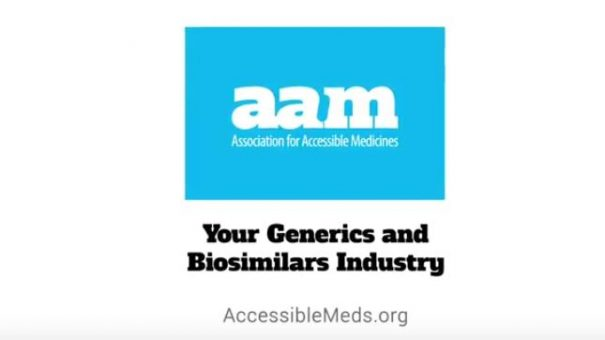 A re-brand for US generics and biosimilars sector