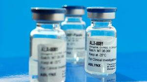 Ablynx files blood disorder drug in EU