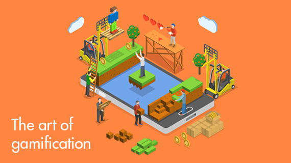 The art of gamification