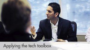 Applying the tech toolbox