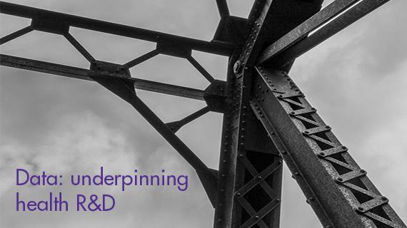 Data: underpinning health R&D