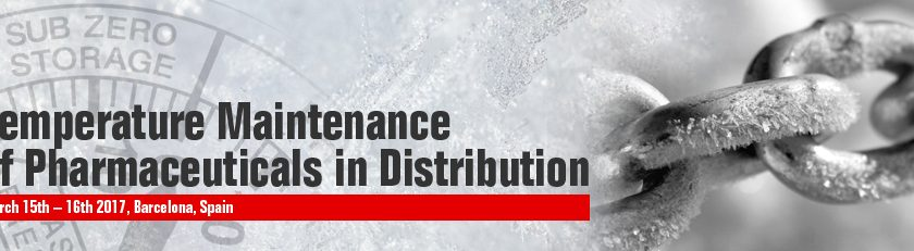 Temperature Maintenance of Pharmaceuticals in Distribution 2017
