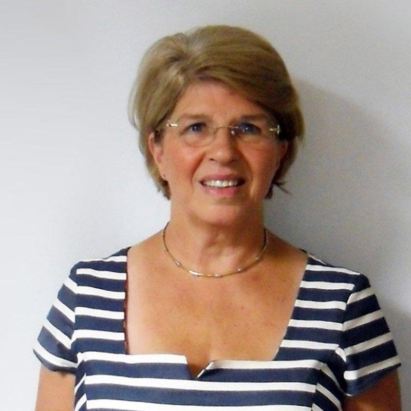 MPS Society chief executive Christine Lavery