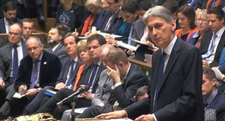 Chancellor Philip Hammond could extend tax breaks for R&D and hi-tech manufacturing.