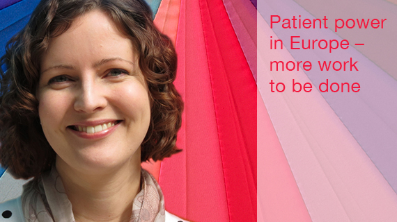 Patient power in Europe – more work to be done