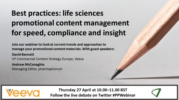 Best practices: life sciences promotional content management for speed, compliance and insight