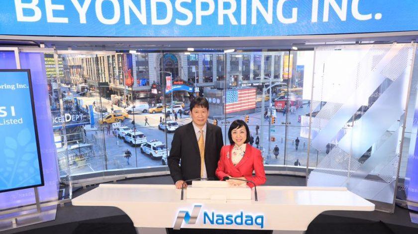 Cancer biotech BeyondSpring hit by weak IPO