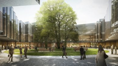 AstraZeneca's Cambridge R&D site build running years late