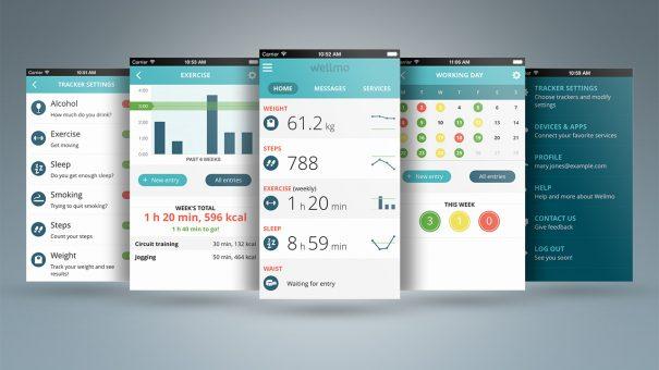 Wellmo seals funding for mobile health management platform