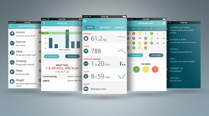 Wellmo seals funding for mobile health management platform