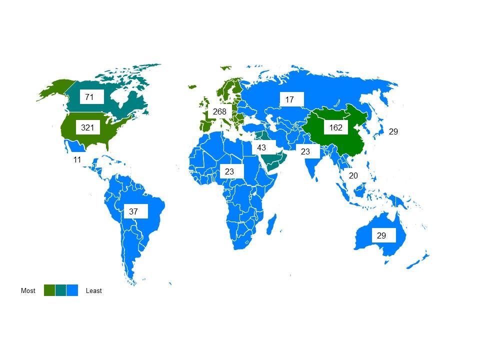 worldmap-real-world-studies