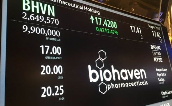 After IPO success Biohaven gets fast track status for rare disease drug