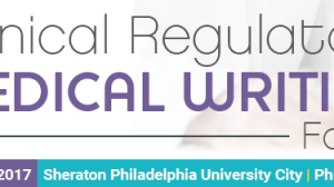 4th Clinical Regulatory Medical Writing Forum