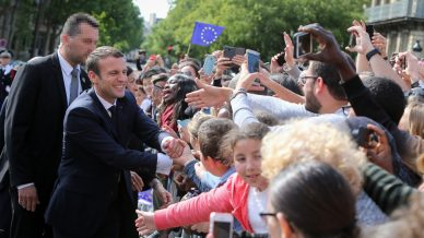 Macron's France: advancing towards a European vision for healthcare?