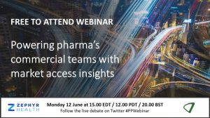 Powering pharma's commercial teams with market access insights