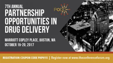 7th Annual Partnership Opportunities in Drug Delivery (PODD)