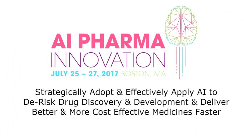 What's Pharma's next step? – AI Pharma Innovation Summit