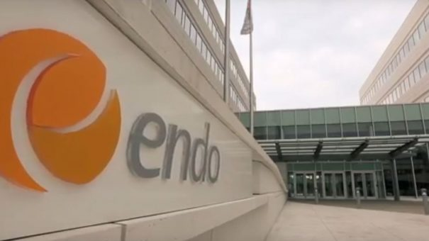 Endo gives way and withdraws opioid painkiller after FDA pressure