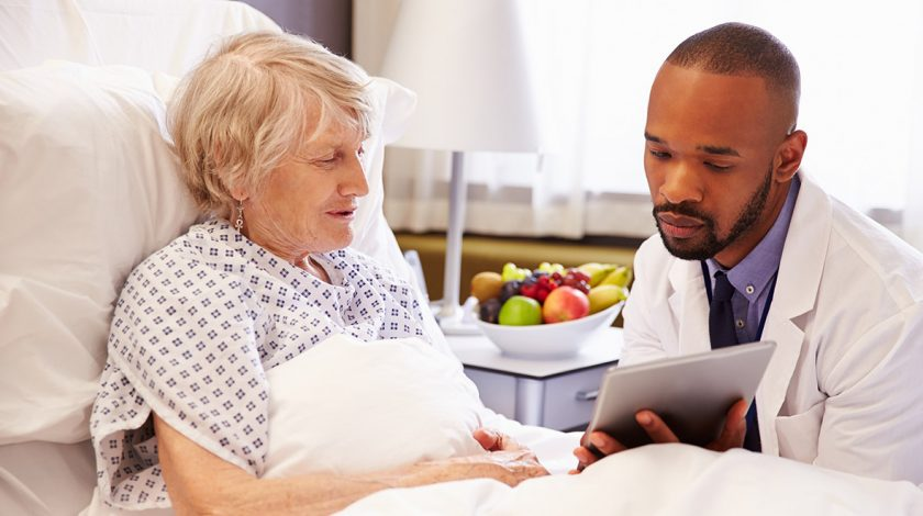 Doctor's 'bedside manner' important in AI-dominated healthcare
