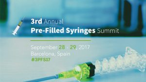 3rd Annual Pre-Filled Syringes Summit