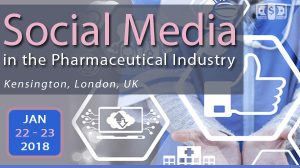Join Pharmaceutical Social Media Experts in Just 1 Week!