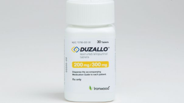 FDA approves Ironwood's gout combination drug