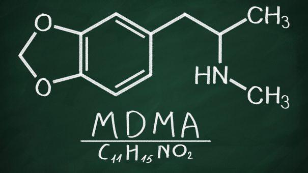FDA names MDMA a 'breakthrough' for post-traumatic stress