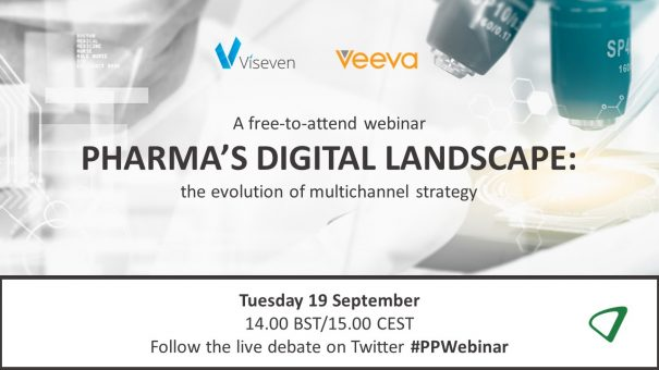 Pharma's digital landscape: the evolution of multichannel strategy