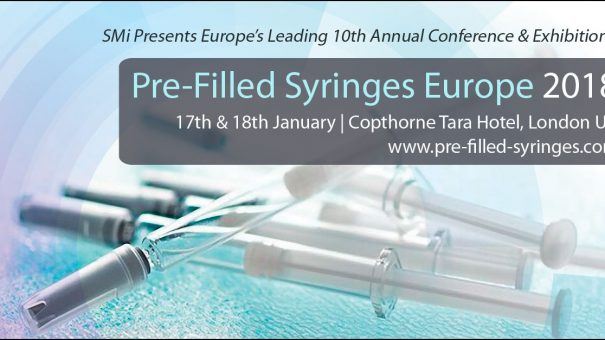 MHRA to Open 10th Annual European Summit on Pre-Filled Syringes