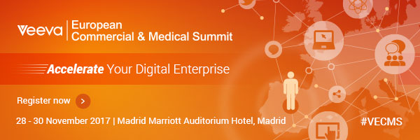 Veeva European Commercial & Medical Summit