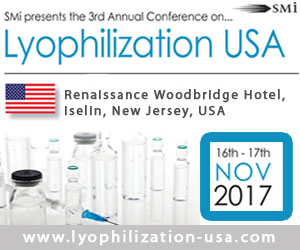 Final Reminder: 1 Week Until SMi's Lyophilization USA