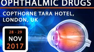 SMi's Europe's Leading Ophthalmic Conference is only 3 weeks away!