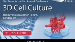 Agenda Released for 3D Cell Culture 2018
