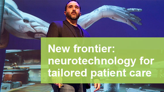 Neurotechnology for tailored patient care