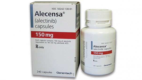 Roche's Alecensa shows big benefit in brain mets, advanced lung cancer