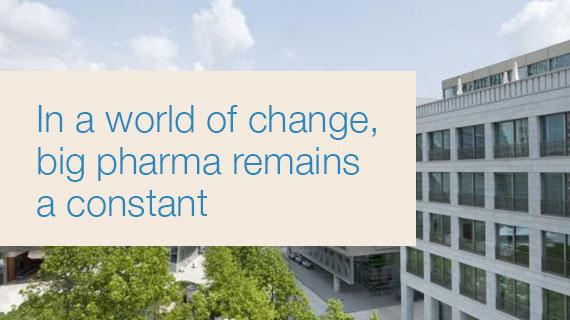 Pharma 2022: big pharma will remain a constant