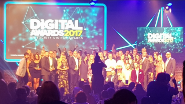 GSK and Novartis lead the way for pharma at 2017 digital awards
