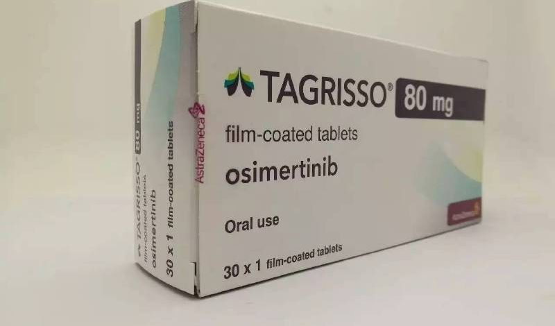 Tagrisso on target to be EGFR+ lung cancer standard