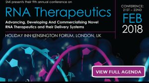 New Confirmed Delegates & Speakers for RNA Therapeutics
