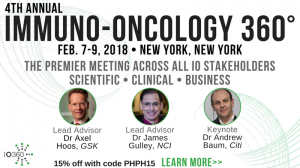 Immuno-Oncology 360° Summit
