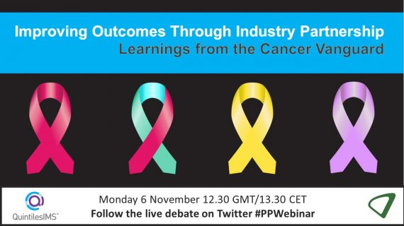 Improving Outcomes Through Industry Partnership – Learnings from the Cancer Vanguard