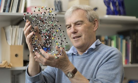 Heptares founder Henderson named joint Nobel chemistry prize winner