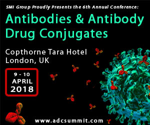 Hear from Janssen and Antikor Biopharma at SMi's ADC Conference, May 2018
