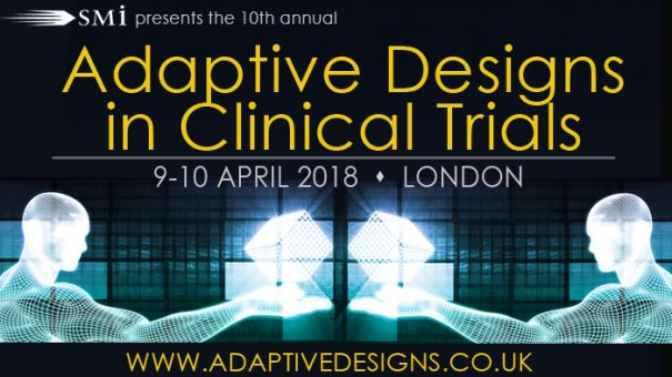 10th annual Adaptive Designs in Clinical Trials