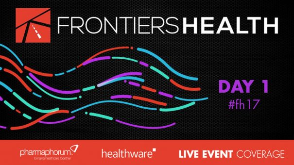 Frontiers Health 2017 Live Blog – Day One coverage