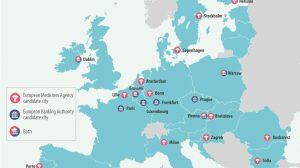 Amsterdam wins EMA bid after nail-biting tie