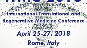 International Translational and Regenerative Medicine Conference