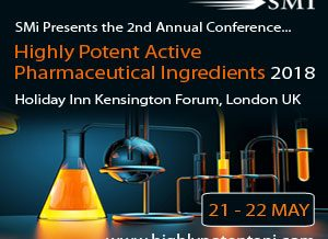 Highly Potent Active Pharmaceutical Ingredients (HPAPI) 2018
